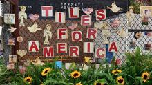 Help Safeguard the 911 Tiles for America  and bring them 'Home For Good'